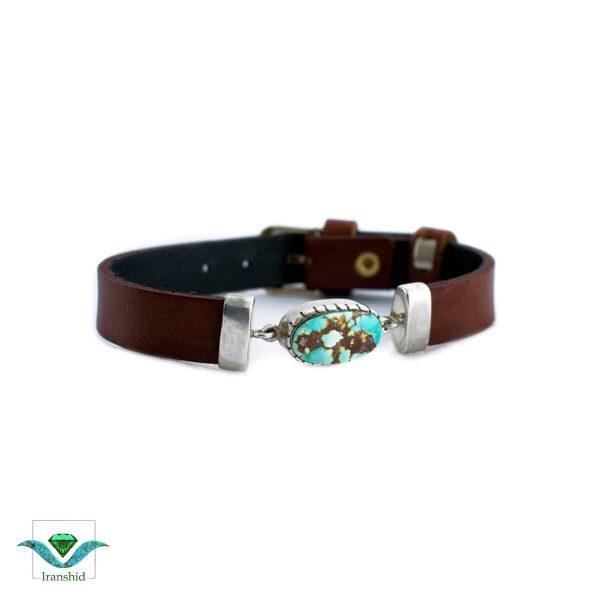 دستبند چرمی مدل dl13