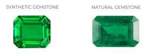 نحوه تشخیص سنگ اصل و سنتتیک