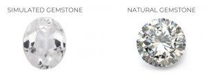 نحوه تشخیص سنگ اصل و تقلبی