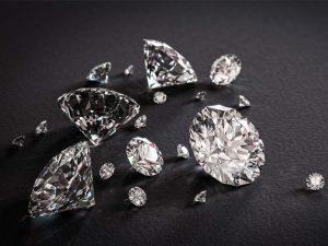 سنگ الماس اصل