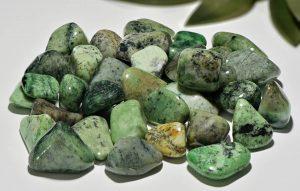 سنگ گارنت گروسولار سبز